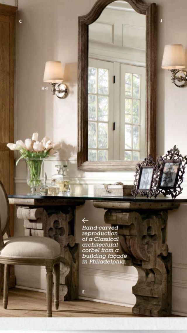 beautiful carved table sofa table decor carved table on small entryway console table decor ideas make a statement with your home s entryway id=35751