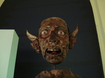 Italian Devil Automaton From 15th Or 16th Century From