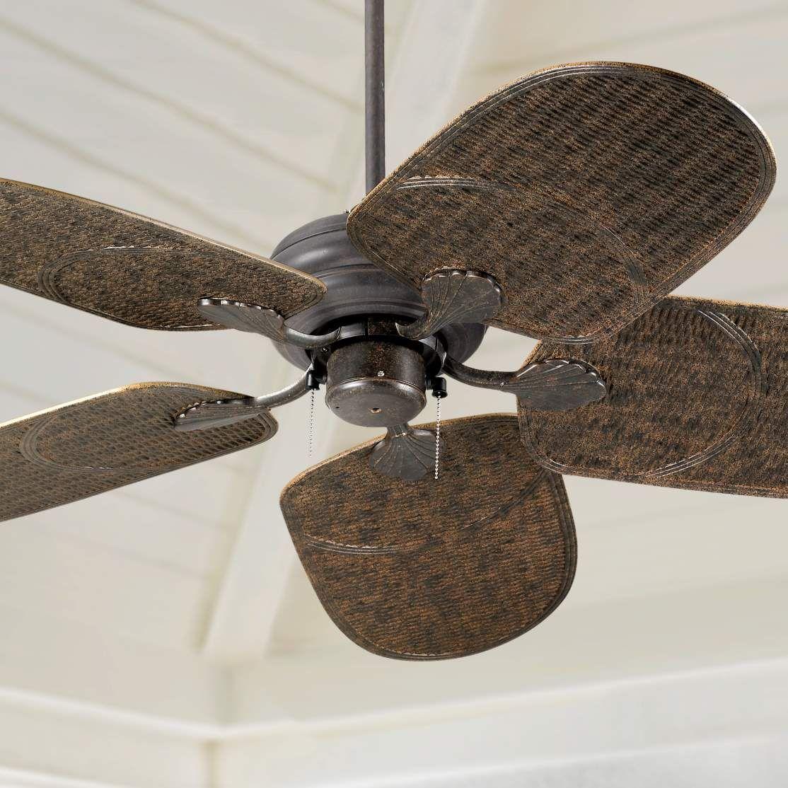 52 Casa Vieja Outdoor Tropical Veranda Bronze Ceiling Fan 11g80 Lamps Plus Bronze Ceiling Fan Tropical Ceiling Fans Ceiling Fan