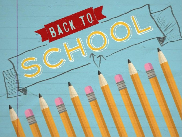 back to school powerpoint template free powerpoint presentation