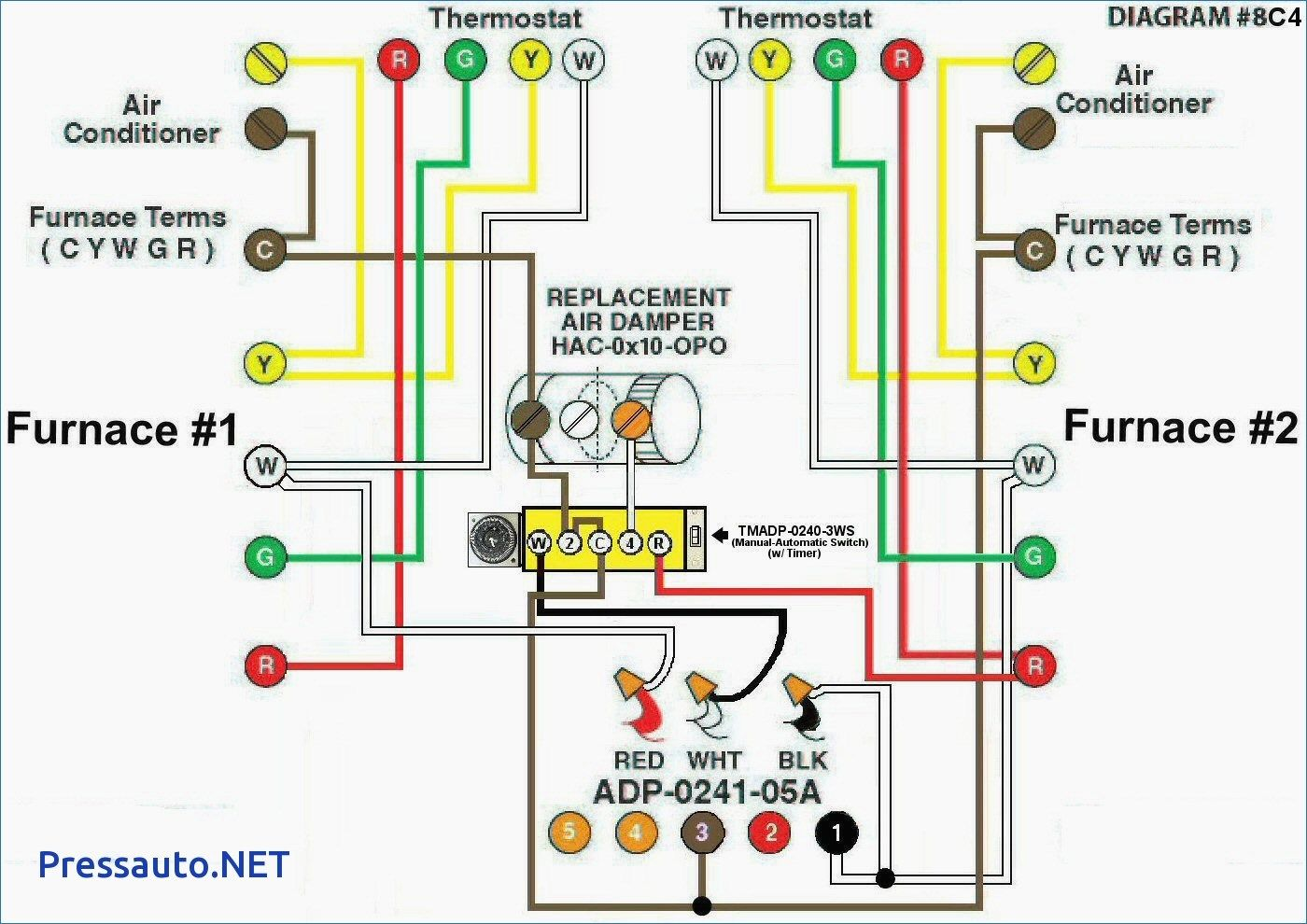 Lennox Elite Furnace Thermostat Wiring Diagram