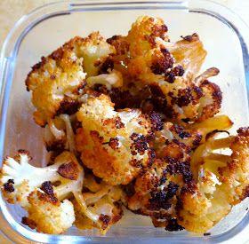 My 17 Day Challenge: Cauliflower Popcorn