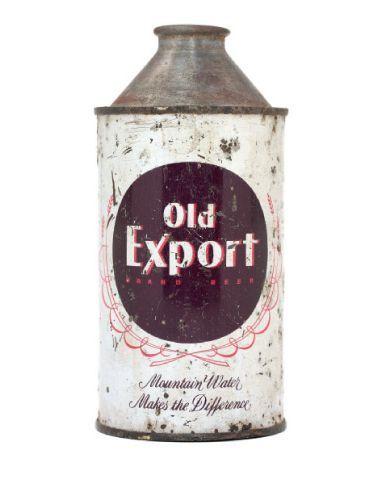 old vintage beer cans / viejas latas de cerveza