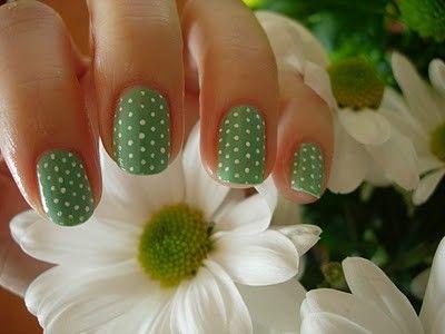 cute for spring! My Style Pinterest Manicuras, Uñas modernas y - uas modernas