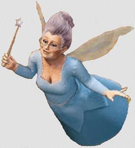 Fairy Godmother With Images Shrek Character Fairy Godmother