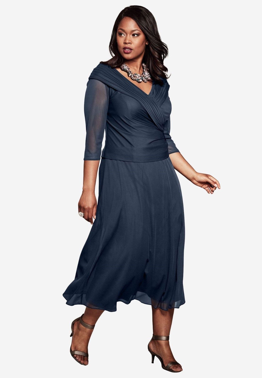 nice awesome formal dress silver plus size 2017/2018   cool