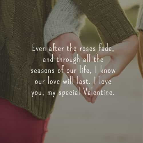 50 Valentine's day quotes and Valentine's day messages