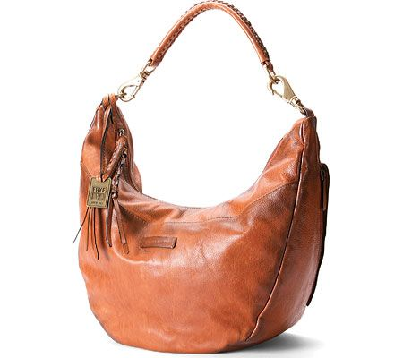 00ce6fdadf Women s Frye Jenny Hobo - Whiskey with FREE Shipping   Exchanges. The Jenny  Hobo is a stylish handbag with a zippered main compartment.