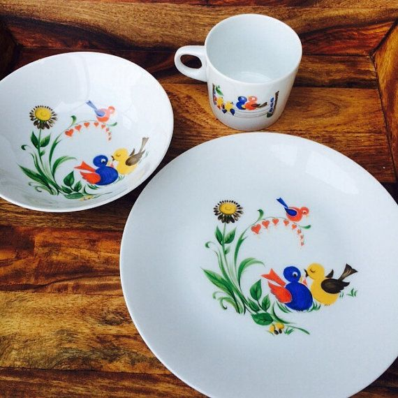Hutschenreuther Germany Wallace China Novum German by ACertainFeel · Porcelain DinnerwareDinnerware ... & Hutschenreuther Germany Wallace China Novum German Porcelain ...