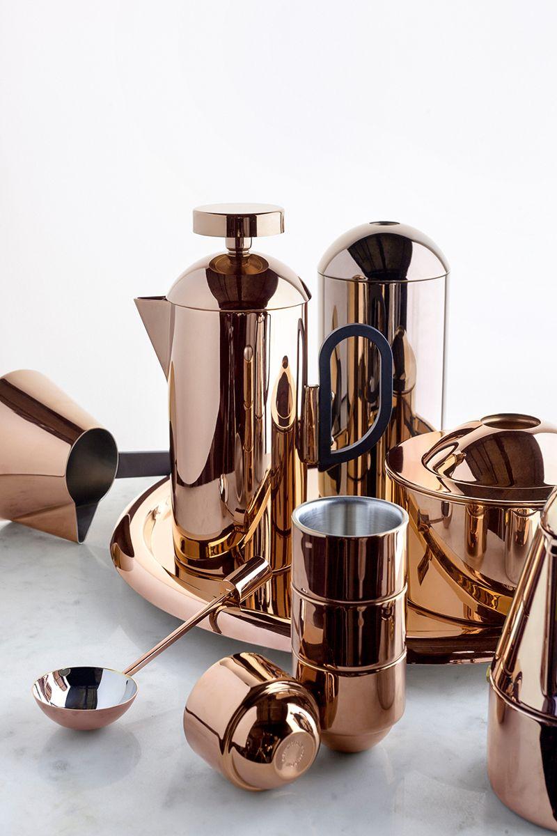Brew, Tom Dixon, Design, Cavibo, French Press, Coffee, Kaffee, Designer
