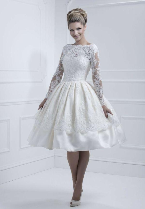 vintage schöne barutkleider hochzeitsfeiern festliches kleid ideen ...