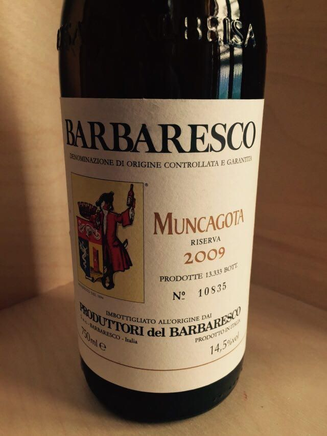 #barbaresco #muncagota #produttoridelbarbaresco la regina delle langhe http://www.saperedivino.it/barbaresco-riserva-muncagota-2009-produttori-del-barbaresco/…