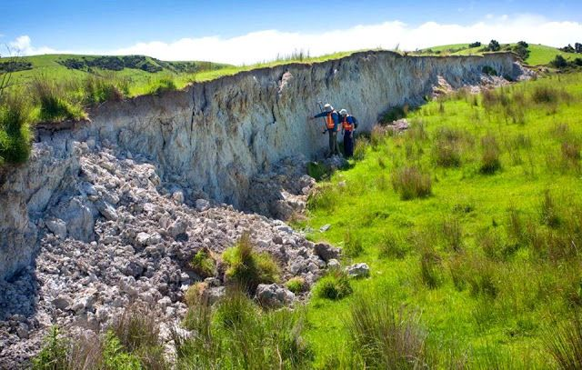 New Zealand Earthquake Was So Strong It Lifted Sea Floor 2 Meters New Zealand Earthquake Earthquake Geology