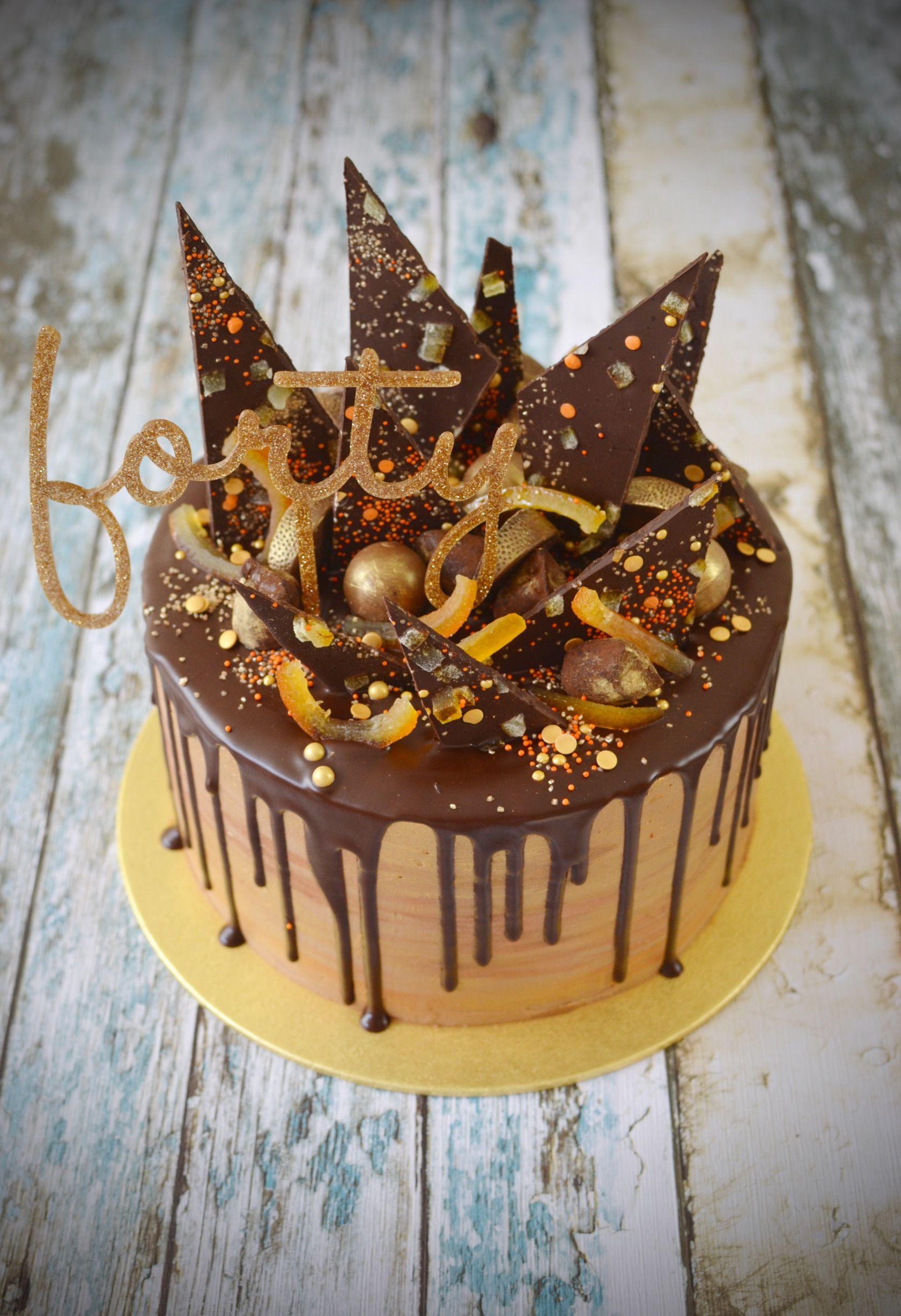 Not Your Average Chocolate Orange Cake Orange Chocolate Cake