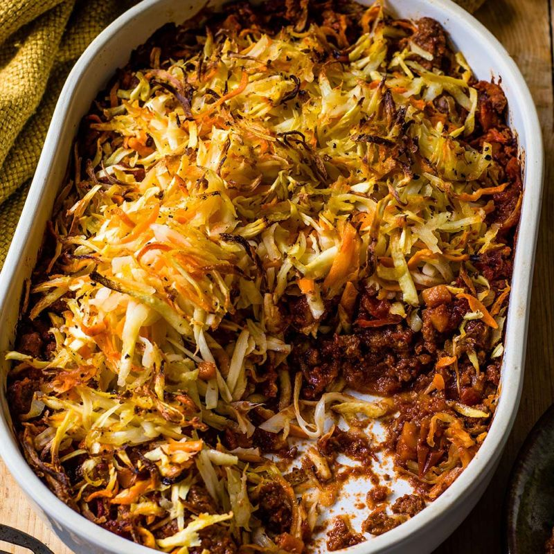 Spicy Beef Mince With Rosti Topping Healthy Recipe Ww Uk Recipe Healthy Beef Recipes Minced Beef Recipes Healthy Recipes