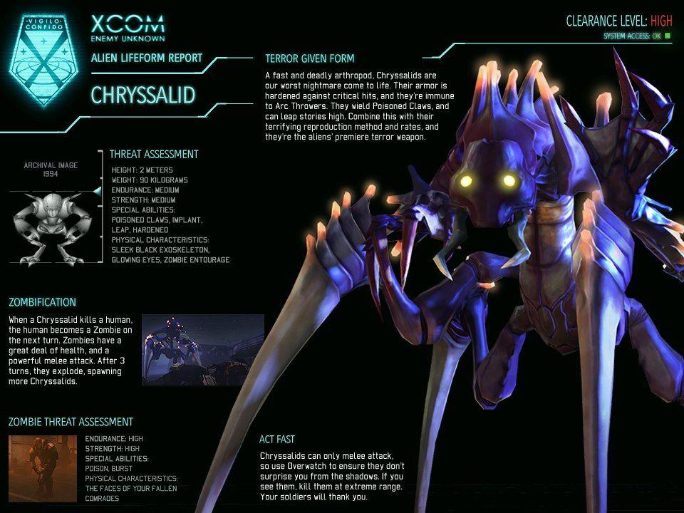 Chryssalid Xcom Concept Art Pinterest Enemy Unknown Art