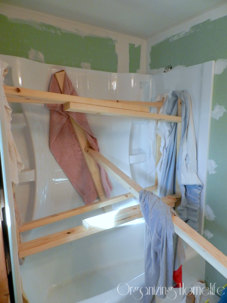 It All Started With a Leak ~ A Bathroom Renovation on a Budget ...