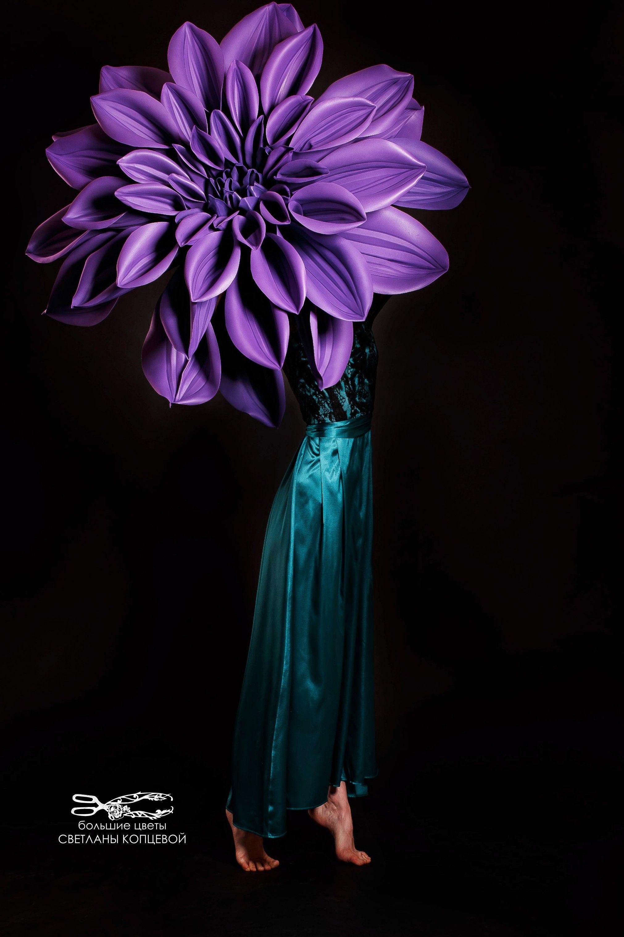 34fda25aae38f Большие цветы. Цветы из изолона. цветы из фоамирана. Цветы из бумаги.  бумажные цветы