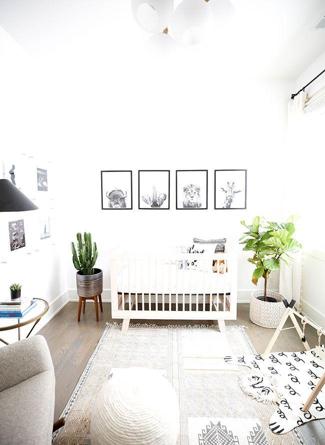 24 nursery decor animals ideas