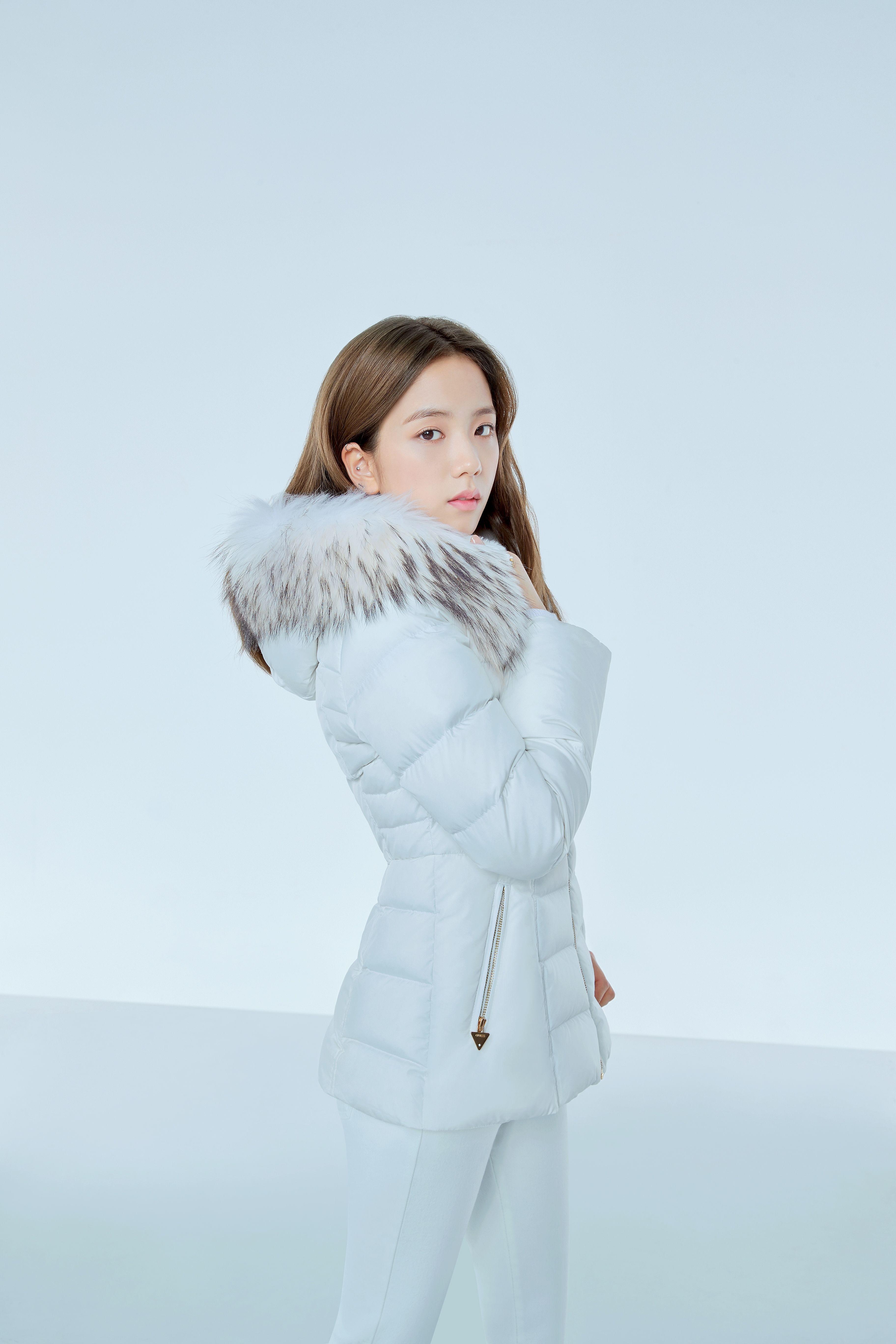 블랙핑크 게스 2018 겨울 아우터 화보 고화질 > 연예/화보 | 꿀재미 ...