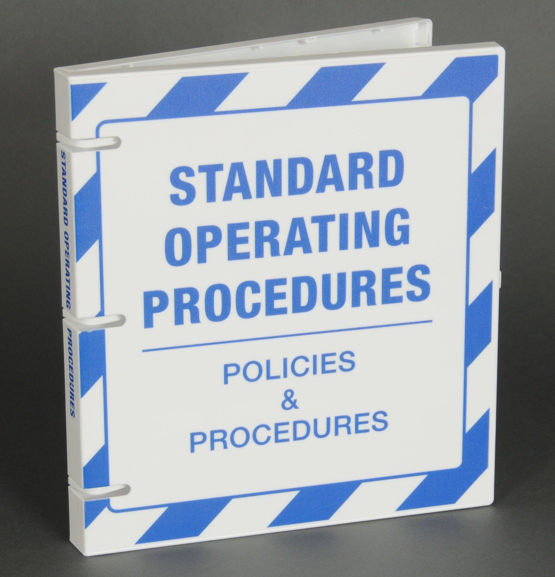 Standard Operating Procedures Binder  HttpAmznToSQhf