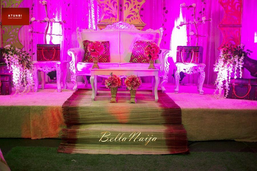 Bukky & Kayode Yoruba Traditional Engagement in Lagos, Nigeria ...