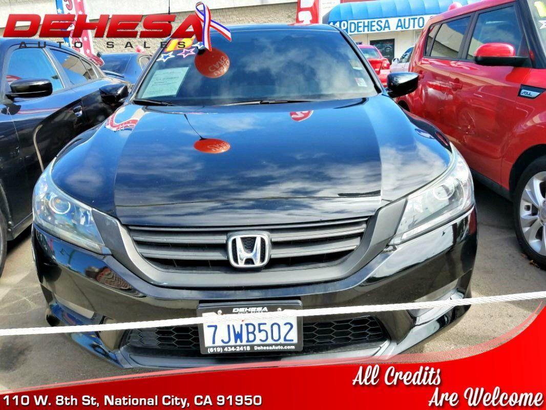 2015 Honda Accord Sedan Sport Dehesa Auto Sales 2015