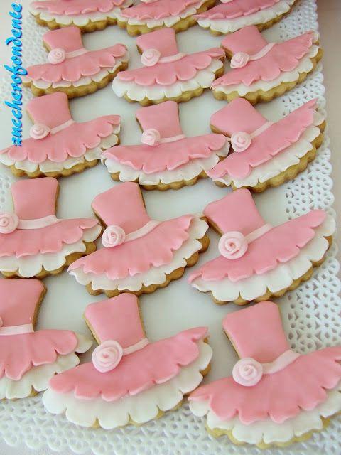 Biscotti ballerina