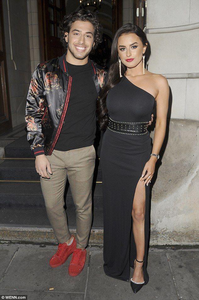 Love Island Winners Kem Cetinay And Amber Davies Split Fashion Love Island Hot Brunette