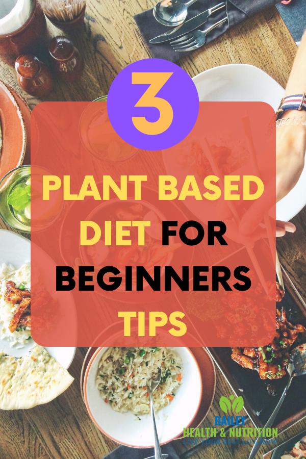 Plant Based Diet For Beginners Tips  #plantbasedrecipesforbeginners