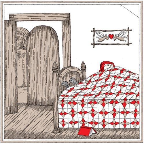 Edward Gorey Illustrates Little Red Riding Hood and Other Classic Children's Stories – Brain Pickings