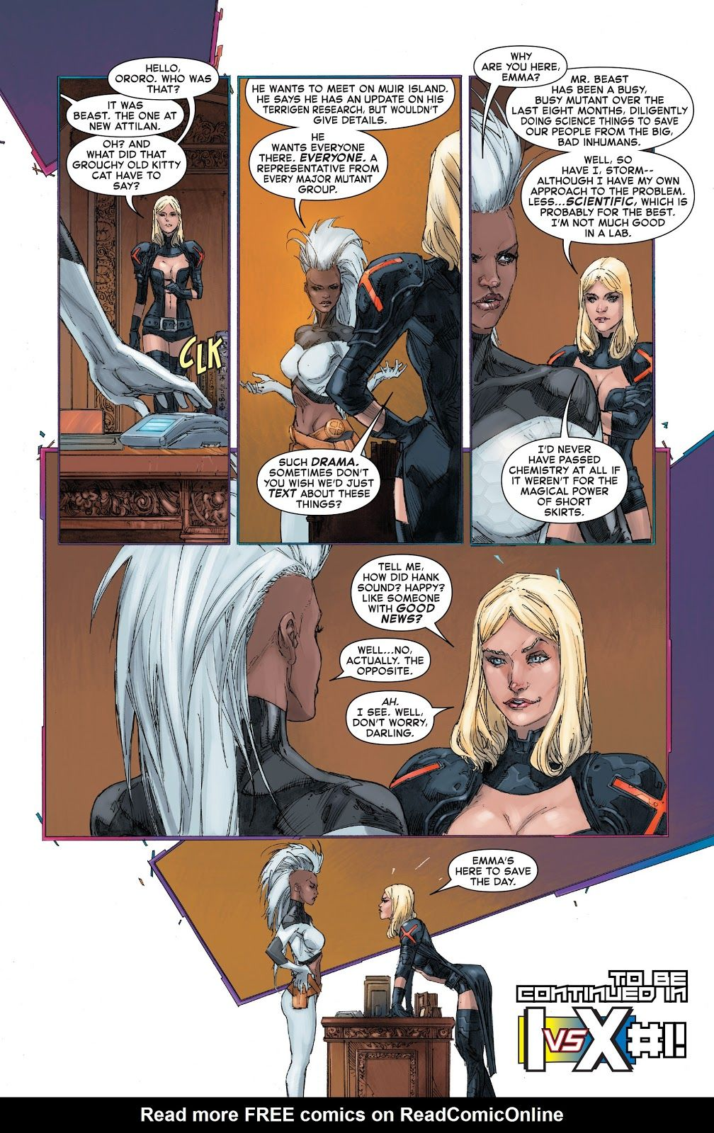 Inhumans Vs X Men Issue 0 Read Inhumans Vs X Men Issue 0 Comic Online In High Quality Comics Emma Frost X Men