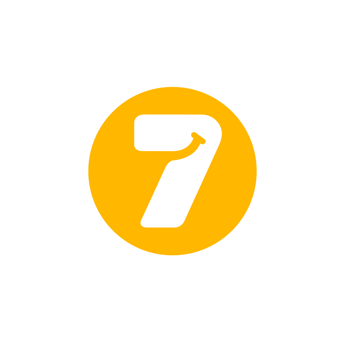 Bbc Radio 7 Logo United Kingdom Bbc Radio 7 Logo Number 7