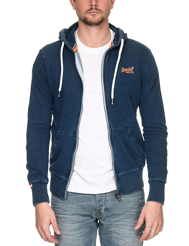 Affiliate Superdry Men S Orange Label Hoodie At Amazon Men S Clothing Store Jackets Jacket Style Jacket Outfits [ 1500 x 1154 Pixel ]