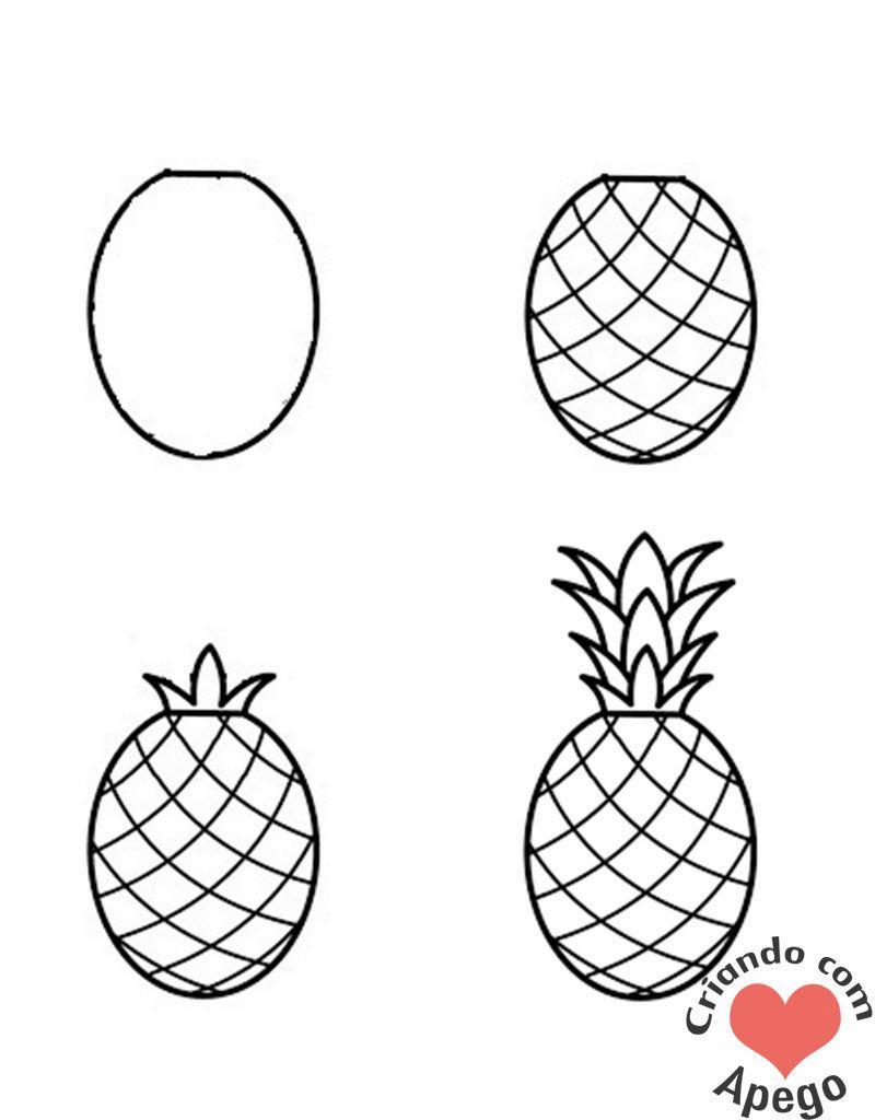 Dibujos Animados De Dibujo Futil Dulce Arte De Manualidades Faciles Dibujos De Arte Simples Dibujos Bonitos Y Faciles