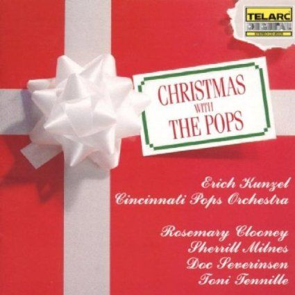 Christmas With The Pops Christmas Music Pink Music Christmas Pops