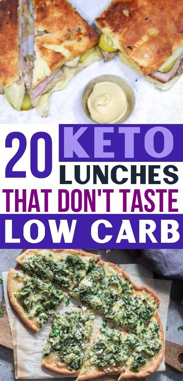 These keto lunches are the BEST!! 😀 Now I have so many low carb lunch recipes to enjoy on my ket