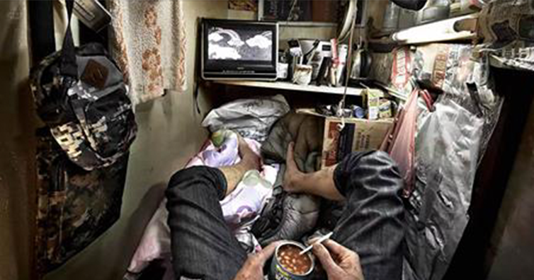 Here Are Photos Showing The Terrible Living Conditions That Hong Kong  Locals Are