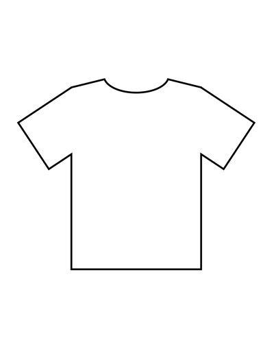 Download Blank T Shirt Template T Shirt Design Template Shirt Template Tshirt Template