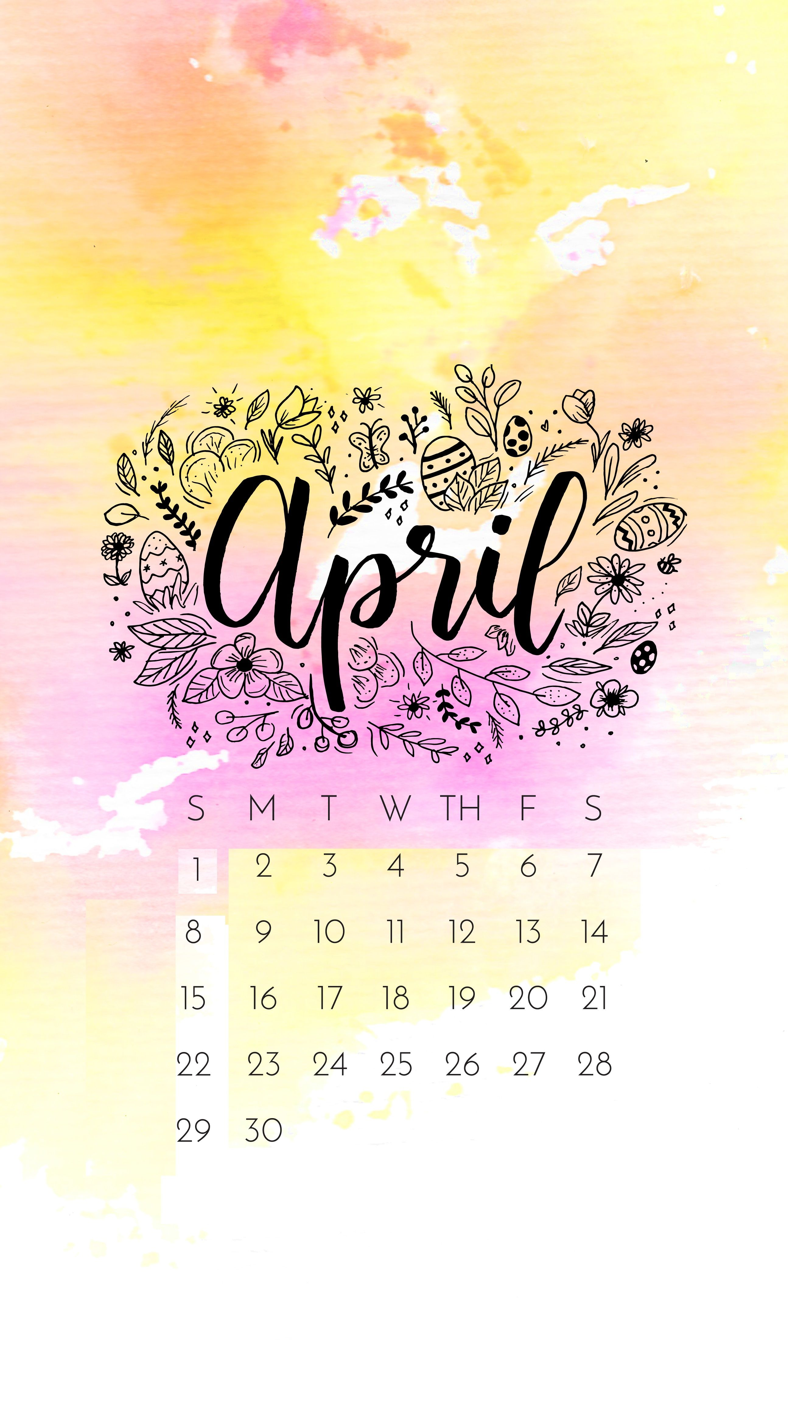 Calendar Wallpaper Image By Mackenzie006 On Phone Screensavers