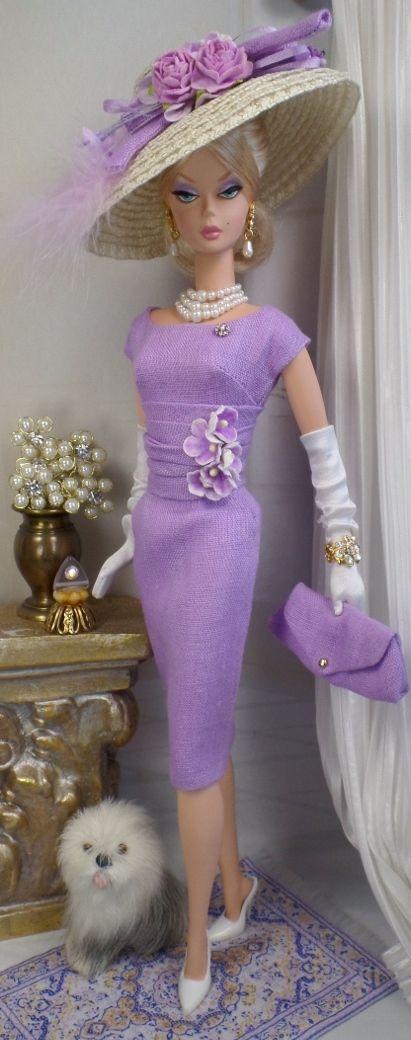 Easter Morning Custom Fashion   Lady Barbie   Pinterest ...