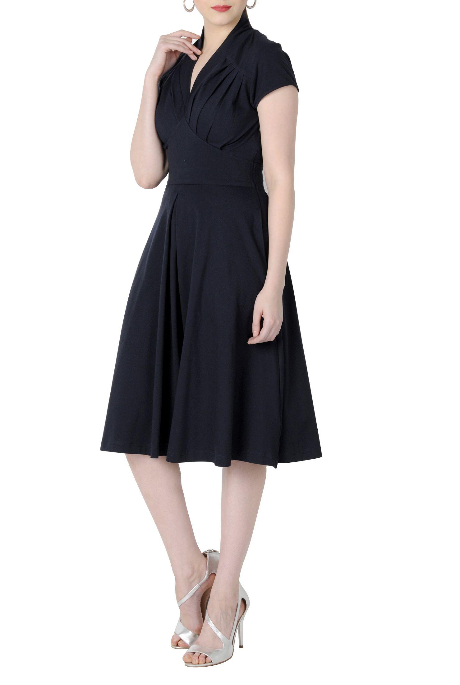 Shop women's designer fashion - A-line dress - Shop for A-line dresses CL0030567 | eShakti