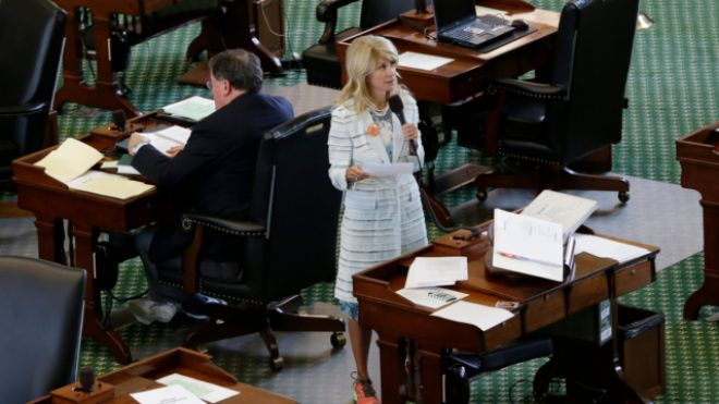 Texas Republicans pass abortion law after marathon filibuster v/ @foxnews