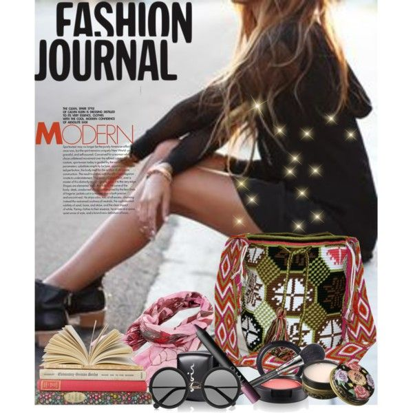 """""""FASHION JOURNAL !"""" by caritocaro on Polyvore"""