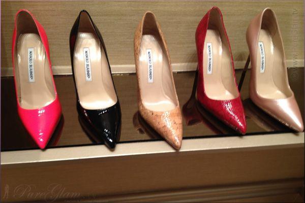 Manolo Blahnik High Heels Store in Las Vegas – Wynn Hotel and Casino - Manolo Blahnik High Heels Store In Las Vegas – Wynn Hotel And