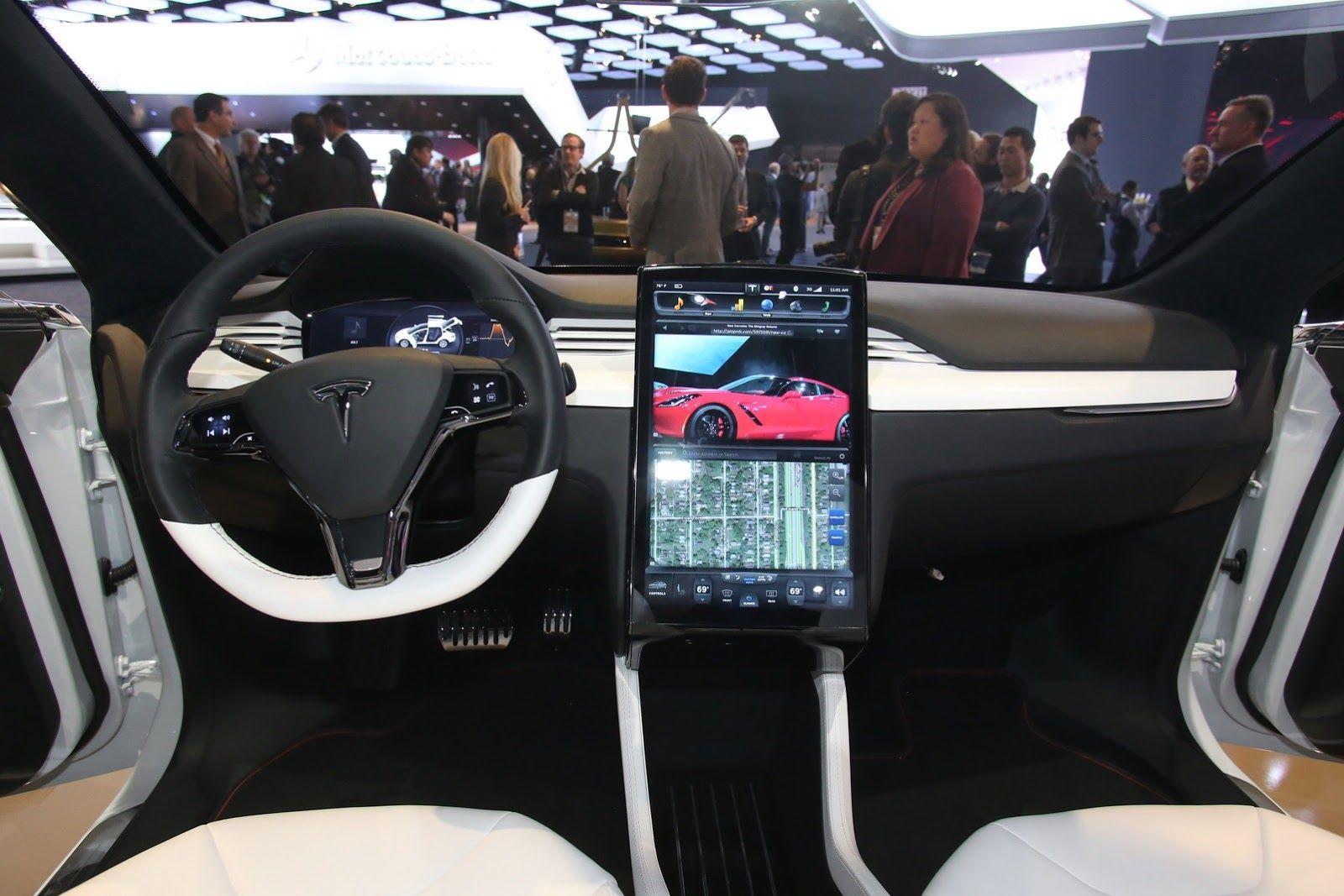 Tesla Model X Prototype The Ultimate Electric Suv Lessonator