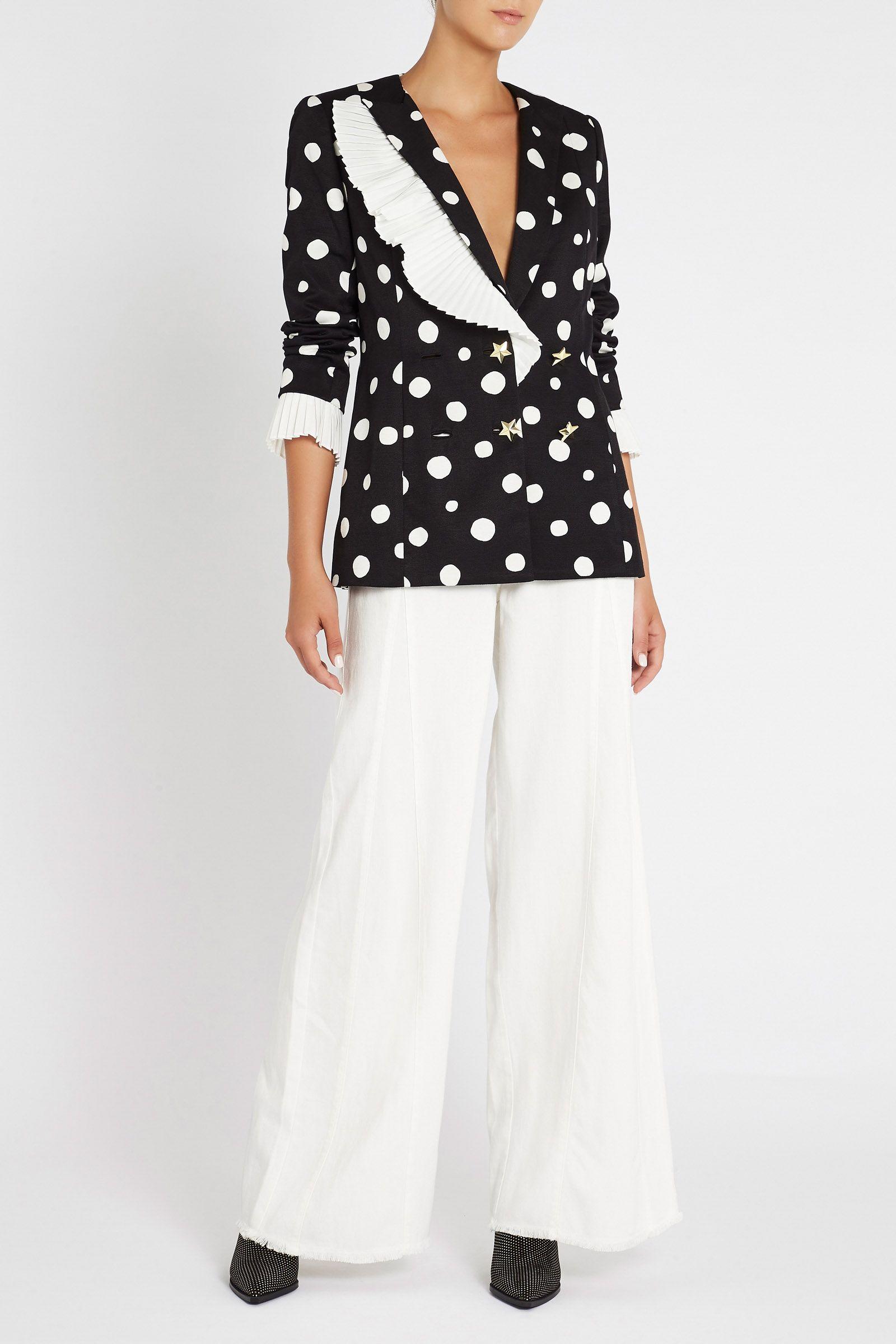 La Vagabonde Jacket Sass Bide Tailored Blazer Sassandbide Flare Maxi Skirt Frill Tops Tailored Blazer