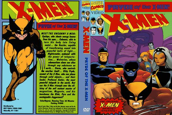Pryde Of The X Men 1989 Favorite Tv Shows X Men Comic Books