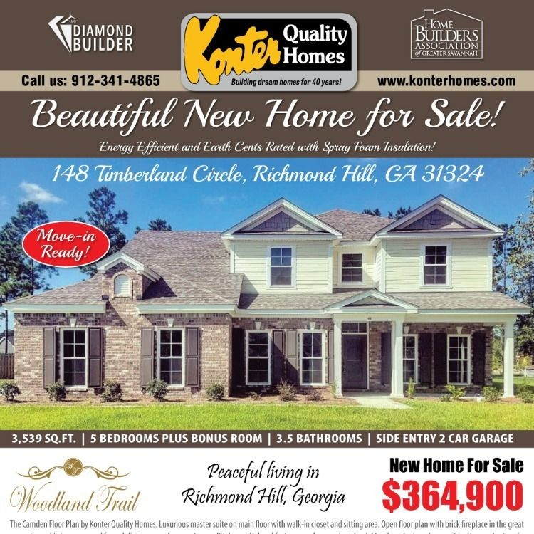 Terrific Located In Woodland Trail Neighborhood In South Bryan County Download Free Architecture Designs Scobabritishbridgeorg
