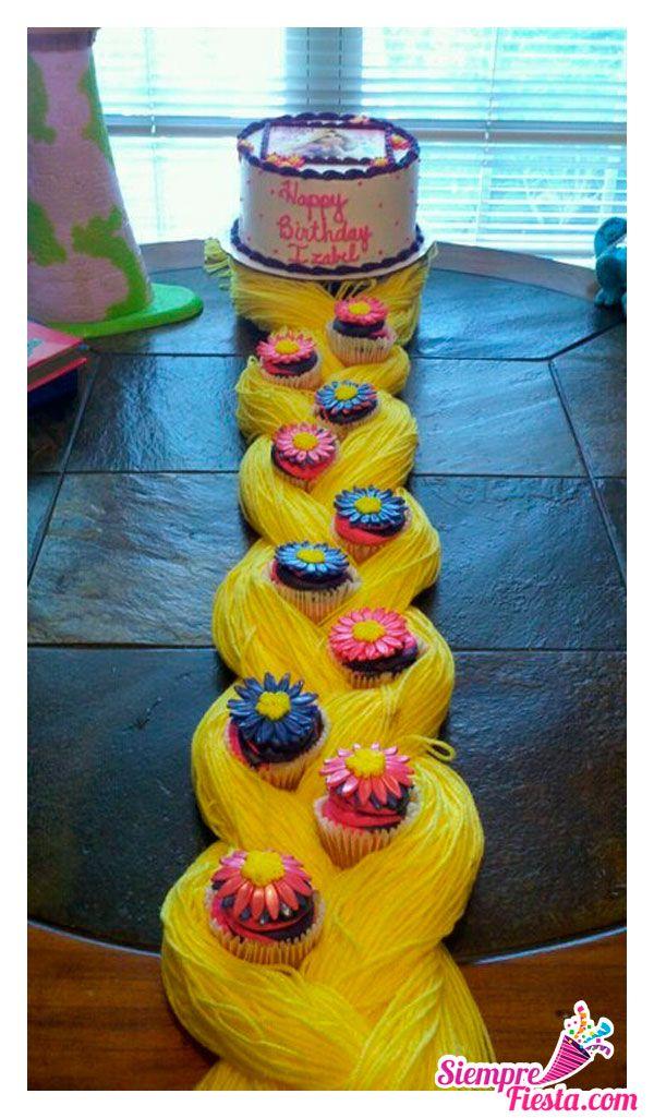 Bonitas ideas para tu pr xima fiesta de enredados de - Todo para tu fiesta infantil ...